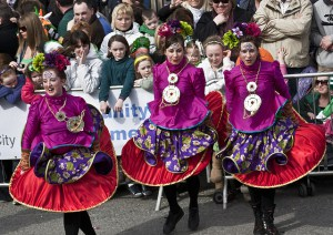 Irish Dancers - Photo by William Murphy under creative commons licence https://www.flickr.com/photos/infomatique/