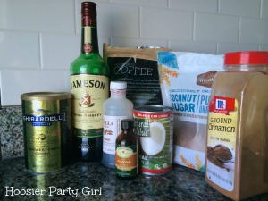 irish cream ingredients