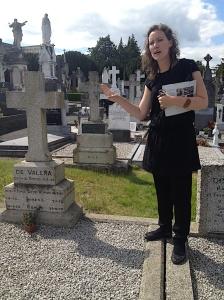 Annie was a superb tour guide....