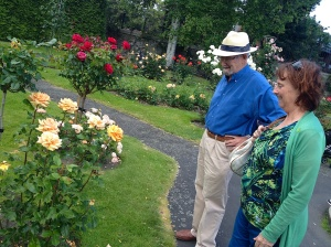 Following the tour, we headed over the the Botanical Garden, which I'd not visited before.