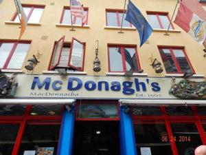 McDonagh's