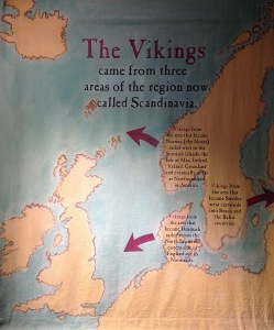 ...Dublin in Viking and Medieval times.