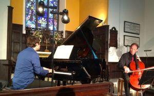 Concert In St. Barrahane's, Castletownshend
