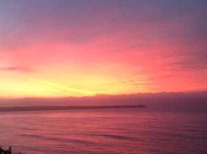 tramore soltice dawn