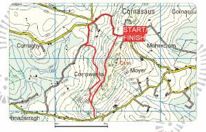 Adrian's Way, Loughanleagh