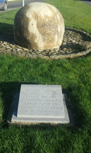 Killycluggin Stone replica.