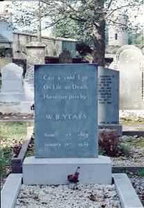 Yeats' Grave in Sligo