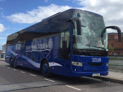 irish day tours bus
