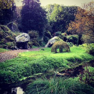 Blarney Castle Gardens Cork Ireland Dwire Photo1