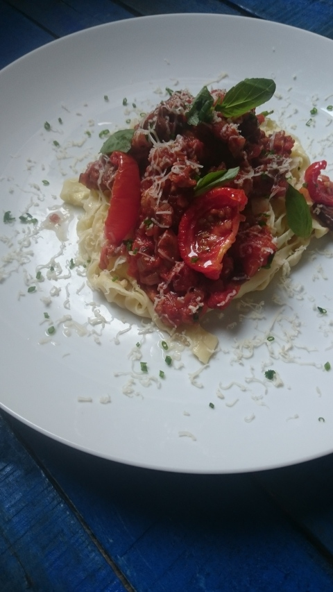 pasta-with-slow-cooked-sausage-sauce-1